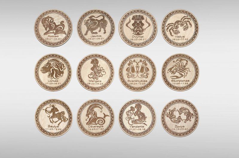 Horoskopu magnetukai Int